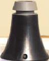 Bürstensockel für alle DELFIN-Spülgeräte